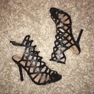 Caged Heels